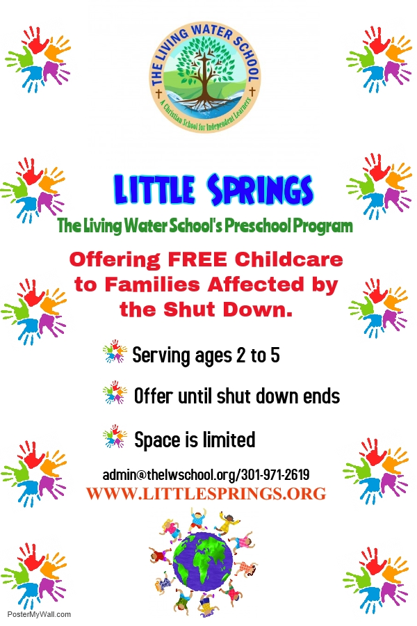 Understanding Shut Down Learners >> Free Childcare For The Shut Down The Living Water School